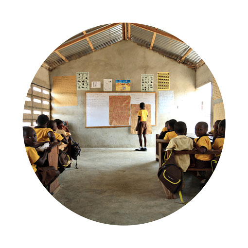 School-Students-Ghana-Learning-Africa