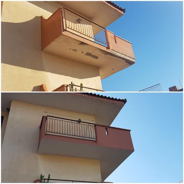 ristrutturazione balconi ed esterni