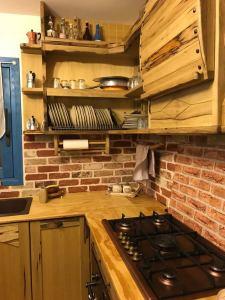 realizzazione cucine in muratura Olbia