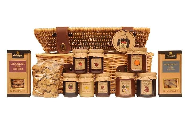 Hampers Food Gifts Edinburgh Preserves