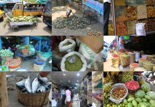 Markets in Kerala