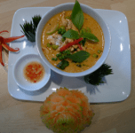Red curry: complex, warming and wonderful!