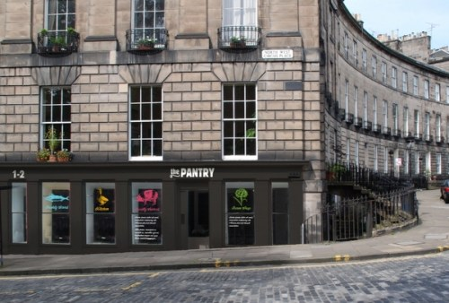 The Pantry, Edinburgh