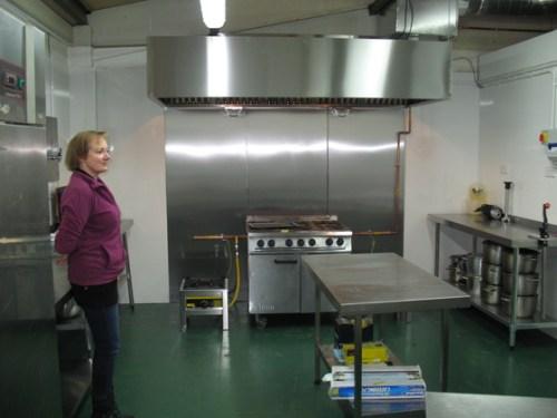 The new Union of Genius kitchen