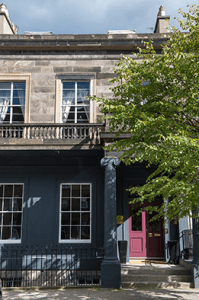No 11 Brunswick Street, a new boutique hotel in Edinburgh