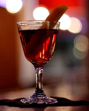 Bar Khol's El Presidente Cocktail