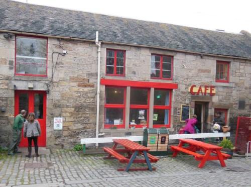 Gorgie City Farm Cafe