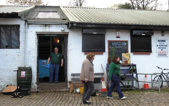 Farm Office, Gorgie City Farm