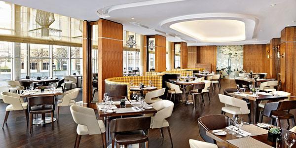 One Square restaurant in the Sheraton Hotel