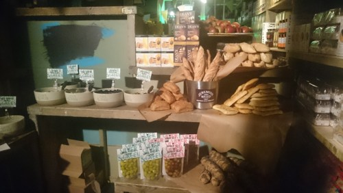 Royal Mile Market at the Tron Kirk