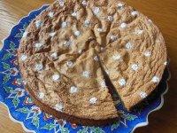 Hazelnut Coffee Cake from Fika