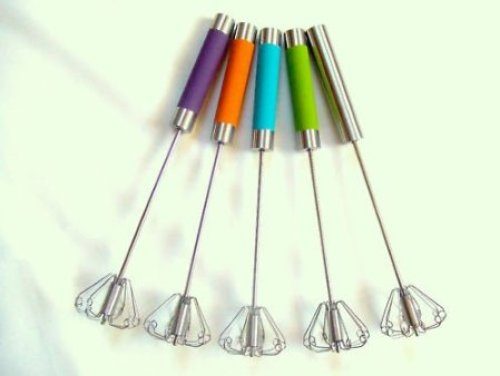 Nova multi-quirl whisk