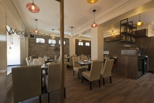 The new look Wedgwood Restaurant