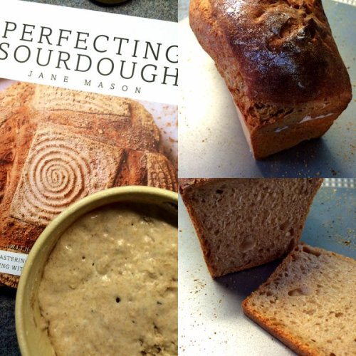Finnish Rye Loaf from Perfecting Sourdough