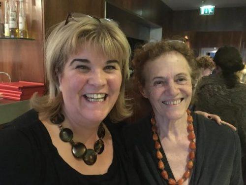 Kerry and Elisabeth Luard