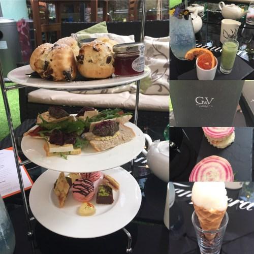 The G&T at G&V Hotel, Edinburgh