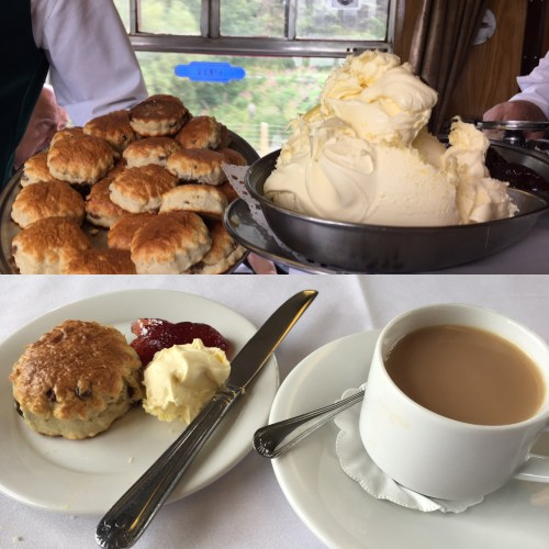 Cream tea anyone?