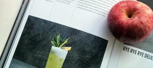 Oskar Kinberg's Cocktail Cookbook makes for inspiring reading.
