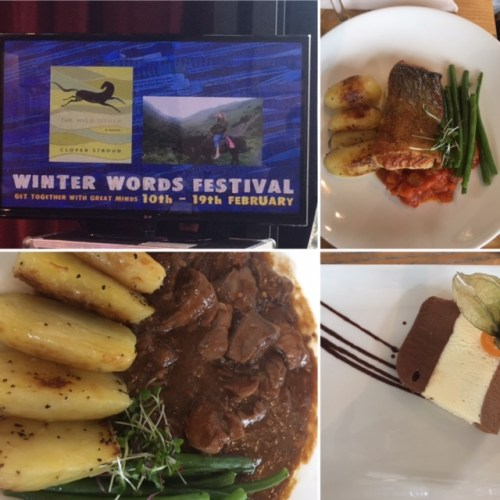 The Winter Words Literary Lunch