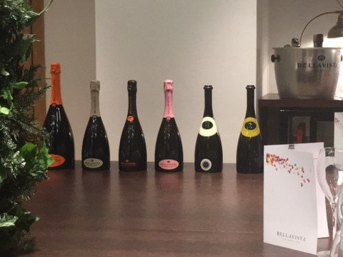 Bellavista's beautiful wines from Lombardy