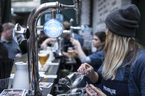 Heverlee brings Belgian micro-festival to disused New Waverley Arches