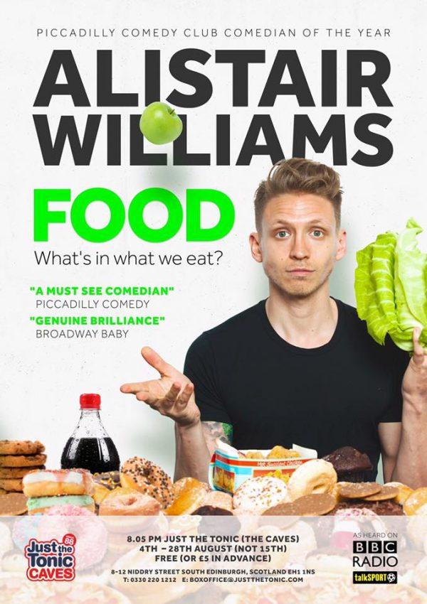 Alistair Williams full poster
