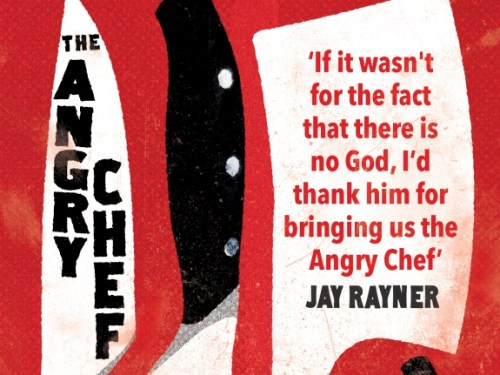 Jay Rainer thinks you should read this book too.