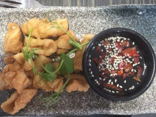 Salt 'n' Pepper Squid