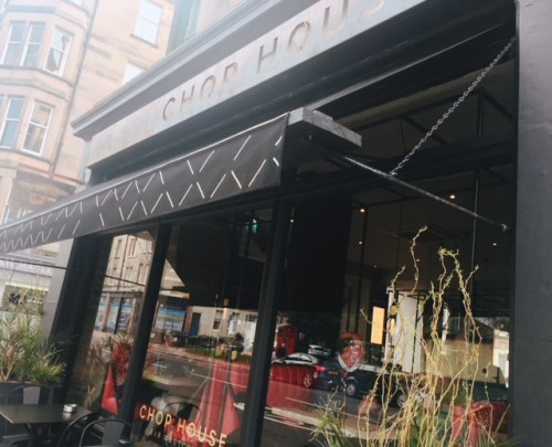 Prime beef cuts are the star of the show at Chop House at Bruntsfield