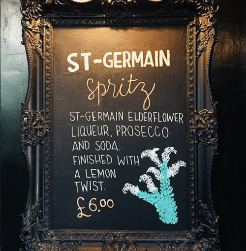 St-Germain Spritz, the perfect summer refresher