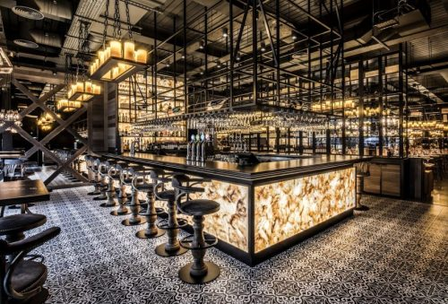 Try out the new cocktail menu at Fazenda in Edinburgh