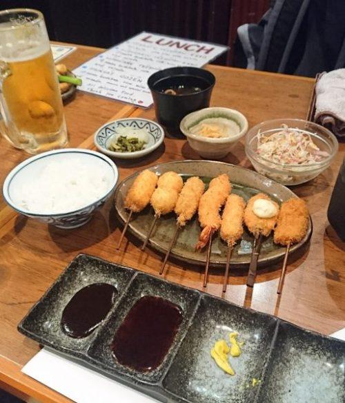 Kushikatsu