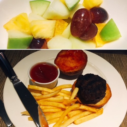 Kids eat free at the weekends at Galvin Brasserie