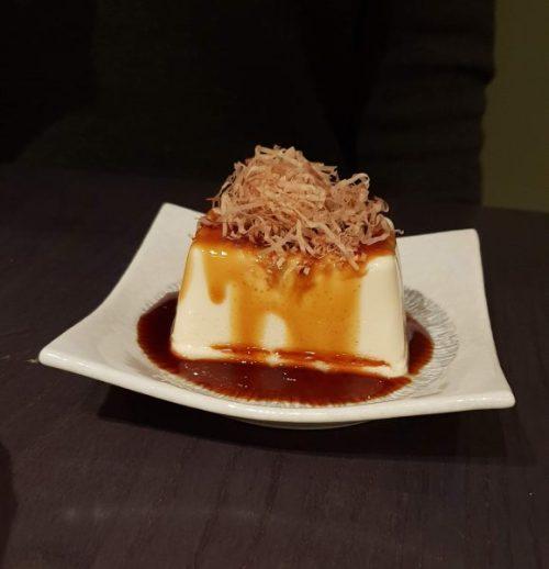 Hiyashi tofu