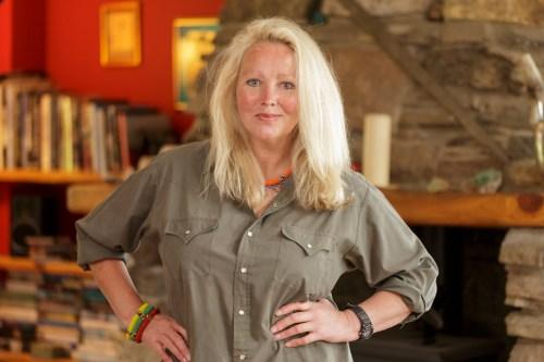 Ghillie Basan - author of Spirit & Spice (Photo: Ross Johnston/Newsline Media)