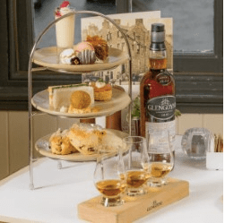 Teapot Dram Afternoon Tea
