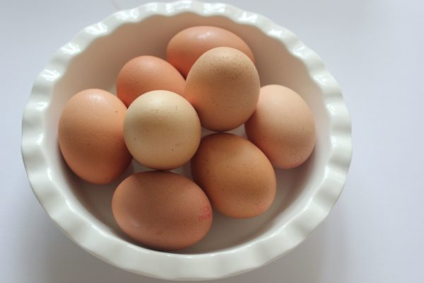 Eggs: healthy and versatile one of your basics