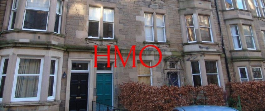 Typical HMO building