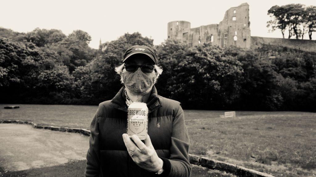 Douglas May - In the footstepsof Dominic Cummings-EPS Lockdown challenge 2020-21