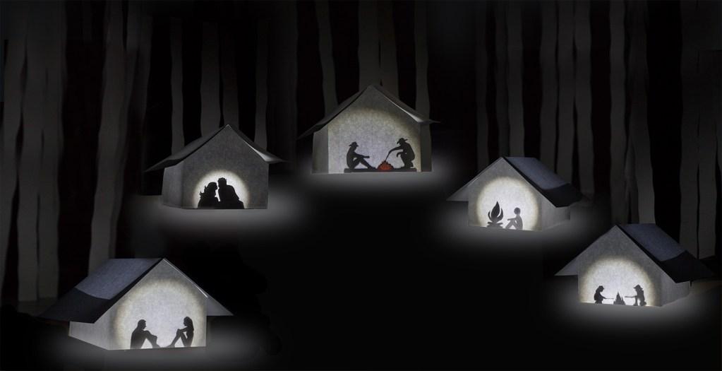 Isobel Lindsay - campsite