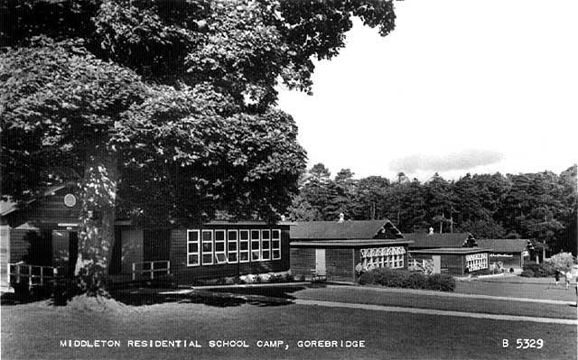 Around Edinburgh Middleton Residential School Camp