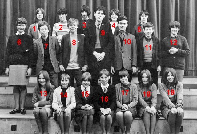 A School Class At James Cark School St Leonards Around