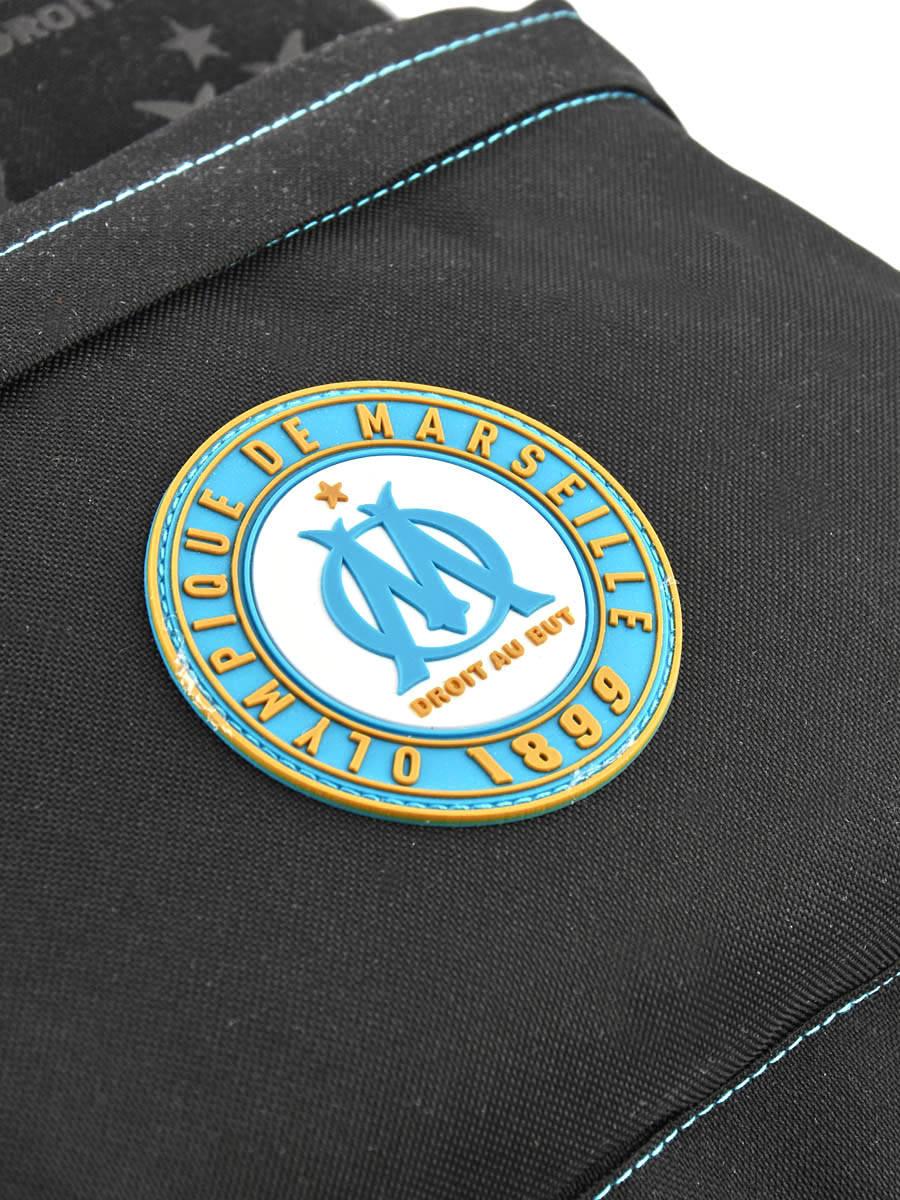 backpack droit au but olympique de marseille