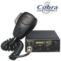 40 CHANNEL COMPACT CB RADIO