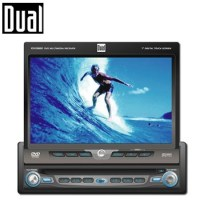 DVD/CD/MP3 MOTORIZED TOUCH SCREEN MONITOR
