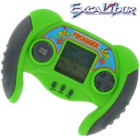CLASSIC FROGGER HANDHELD GAME