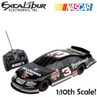 NASCAR 1:10TH SCALE RADIO CONTROL CAR