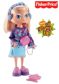RUGRATS ANGELICA MAKEOVER DOLL