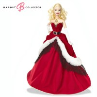 HOLIDAY BARBIE COLLECTOR EDITION
