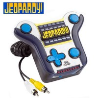 JEOPARDY PLUG-N-PLAY TV GAME